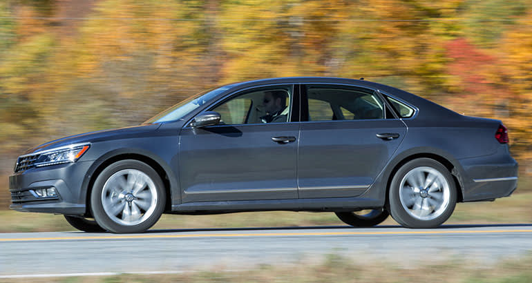 Volkswagen and Audi Recall for Brake Issues - Consumer Reports