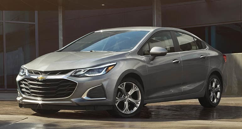 Chevrolet Cruze - Best Cars for New Families