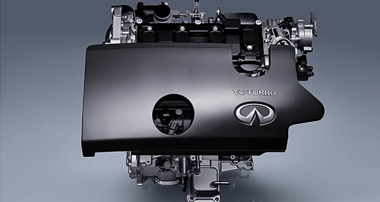 Infiniti QX50 Fuel Economy engine