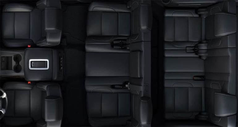 Superb Cars Minivans And Suvs With The Best And Worst Third Row Seats Evergreenethics Interior Chair Design Evergreenethicsorg