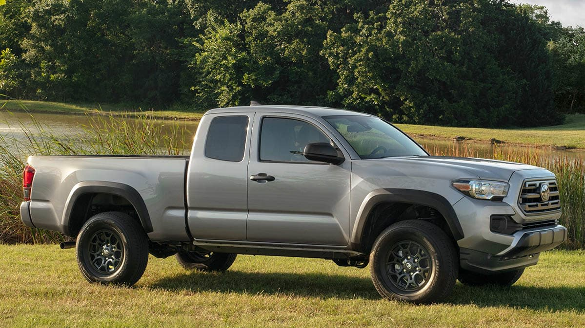 Toyota Tacoma Recall Due to Brake Issue - Consumer Reports