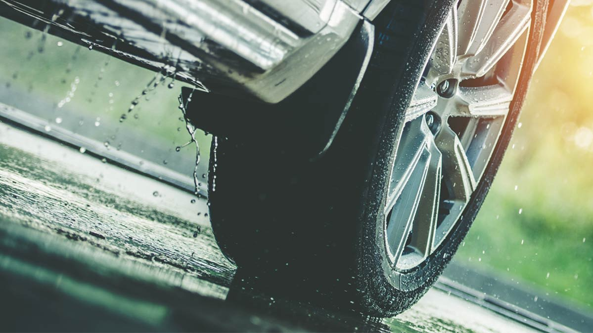 Tests show how worn tires perform