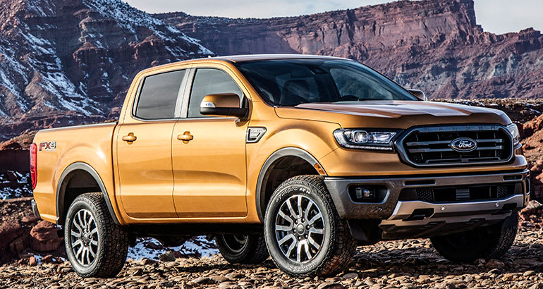 2019 Ford Ranger Aims to Be Commuter-Friendly Workhorse - Consumer
