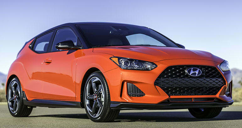 Sporty 2019 Hyundai Veloster Stays Quirky - Consumer Reports