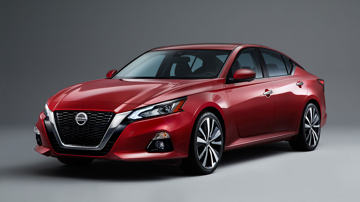 The 2019 Nissan Altima, a vehicle that will now offer self-steering and semi-autonomous acceleration functions. Researchers worry there may be more crashes related to semi-autonomous cars.
