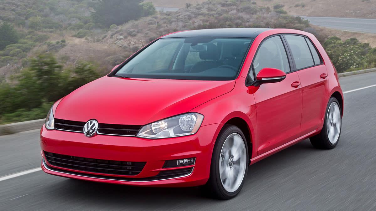 Volkswagen Golf Recalled Over Rollaway Risk - Consumer Reports