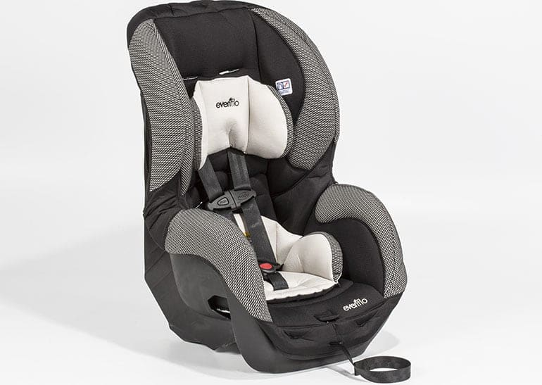 Evenflo Sure Ride car seat