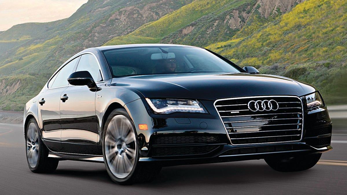 Audi Recalls Sedans for Airbag Issue - Consumer Reports