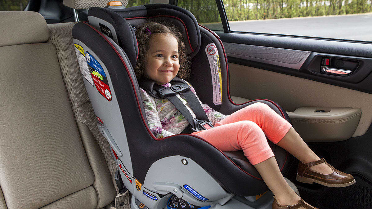 Best Child Car Seats for Extended LATCH