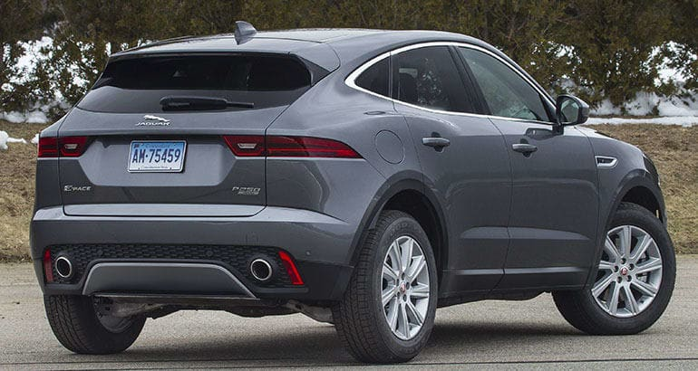 2018 Jaguar E-Pace Review - Consumer Reports