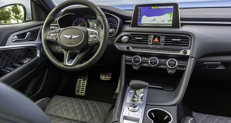 2019 Genesis G70 Preview Consumer Reports