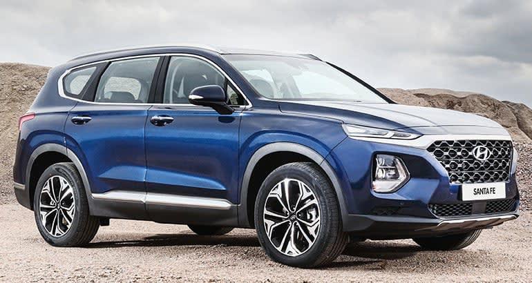 2019 Hyundai Santa Fe Gets A Major Makeover Consumer Reports