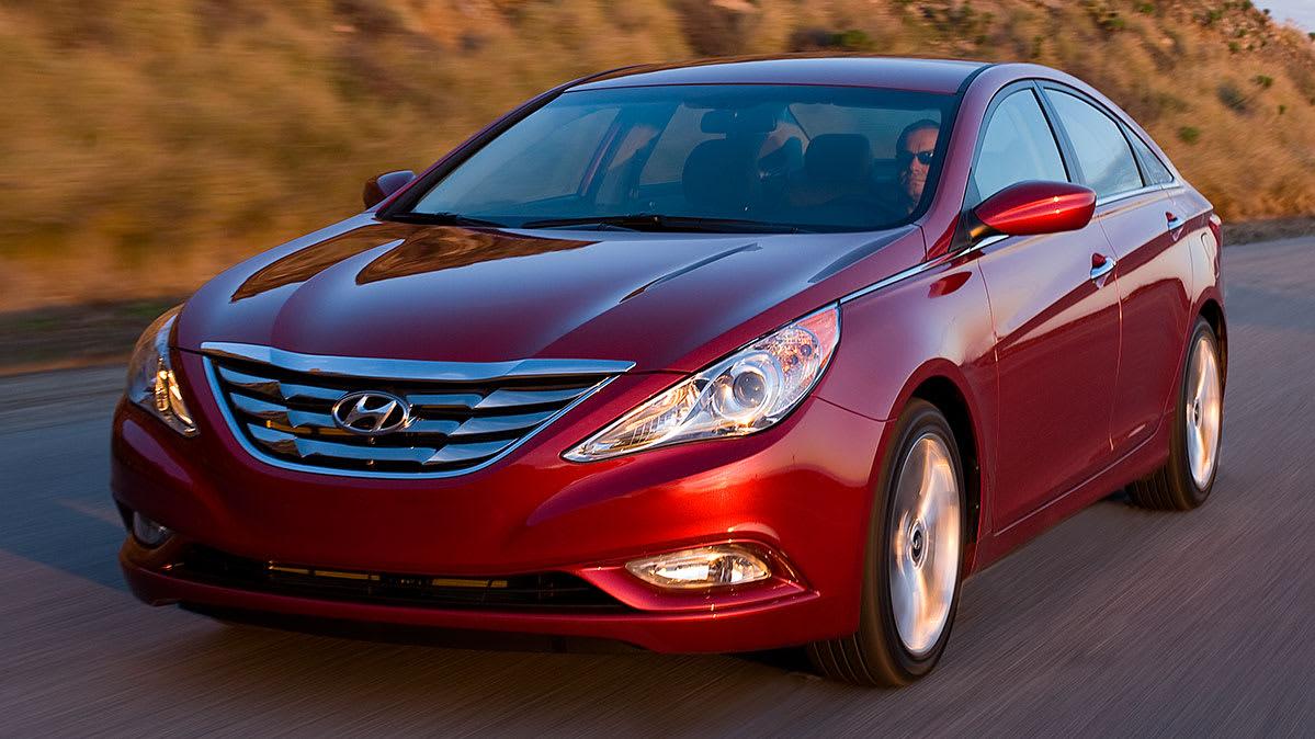2011 Hyundai Sonata Sedans Recalled - Consumer Reports