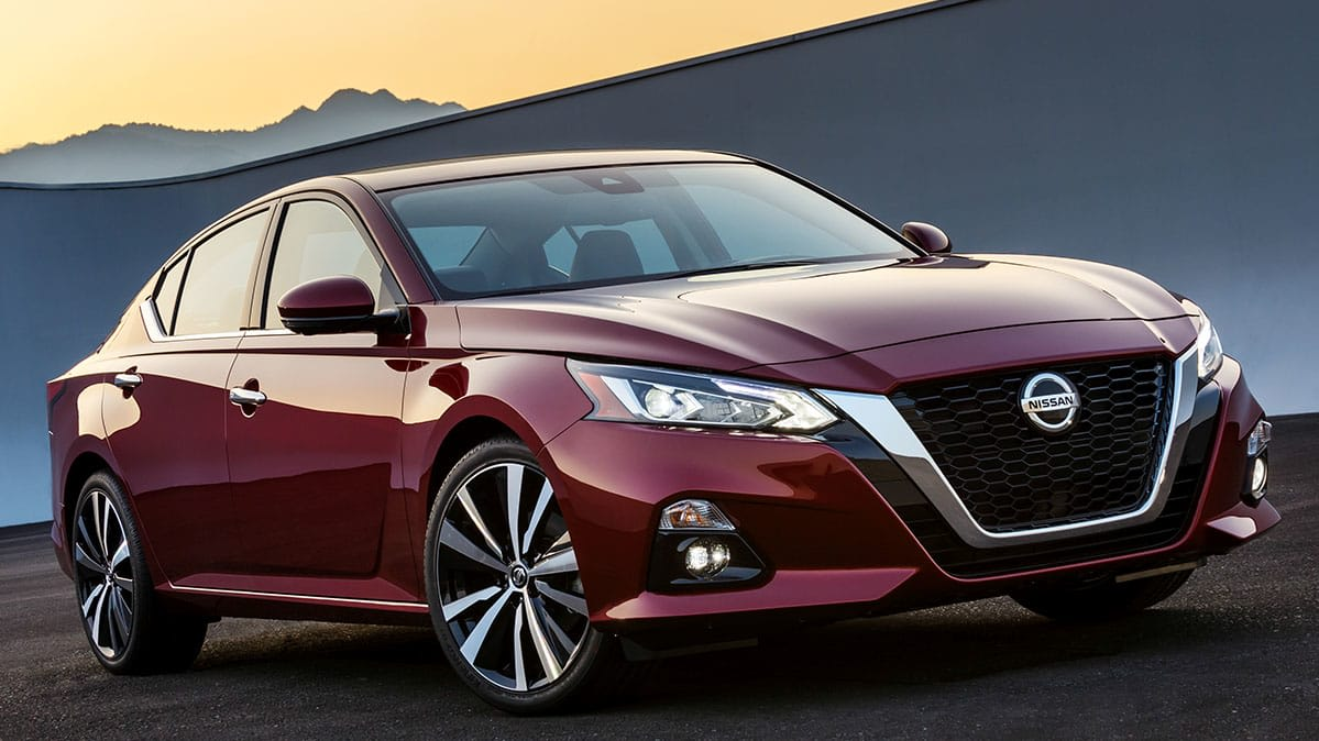 Nissan Altima Recalled Over Fire and Stall Risks - Consumer
