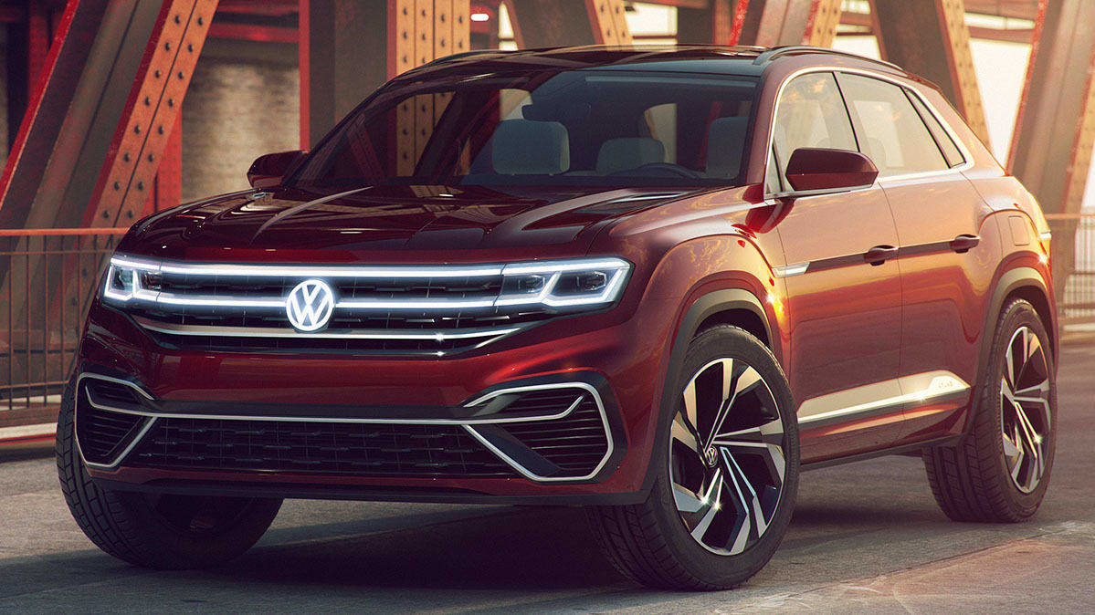 2020 VW Atlas Cross Sport, Changes, Price >> Volkswagen Atlas Sport Promises Big Things Consumer Reports