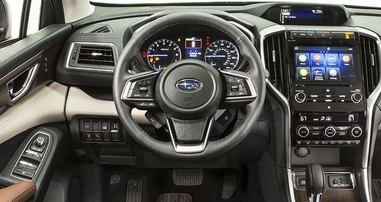2019 Subaru Ascent Suv Review