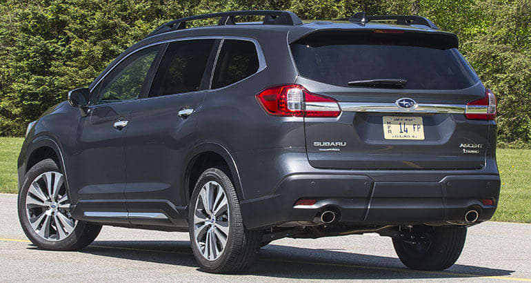 2019 Subaru Ascent Touring rear