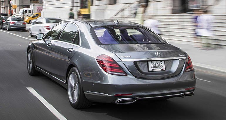 Best Ride  Mercedes-Benz S-Class