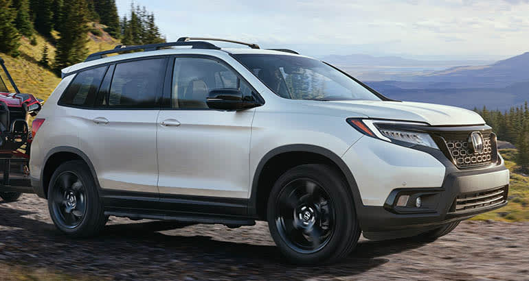 2019 Honda Passport Takes Aim At Adventure Seekers Consumer Reports