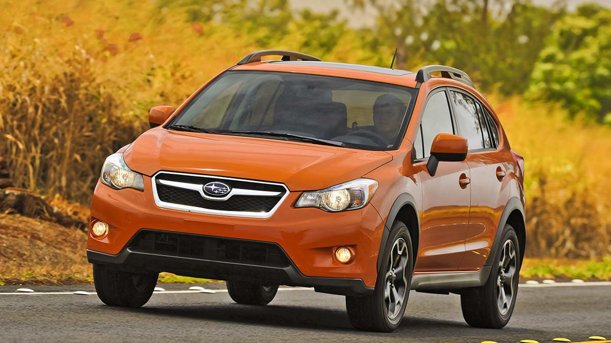 Subaru and Toyota recall includes the 2013 XV Crosstrek.