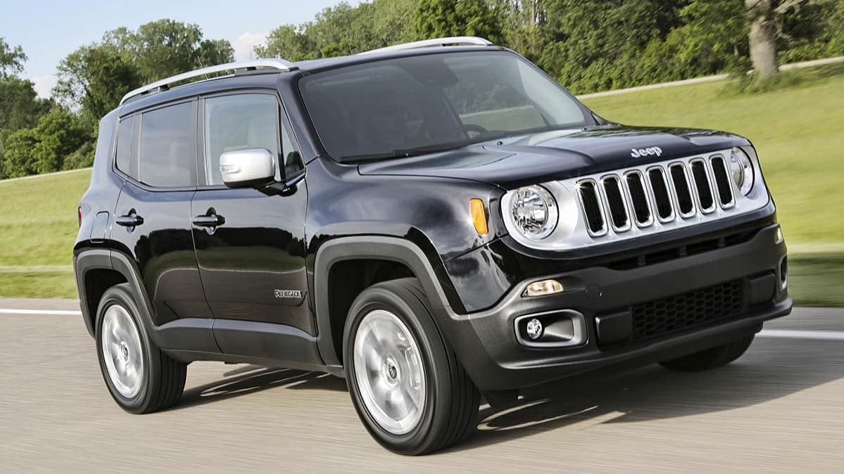 2018 Jeep Renegade Recalled
