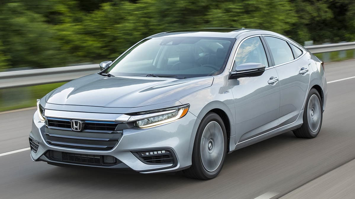 Most Fuel-Efficient Car - Honda Insight