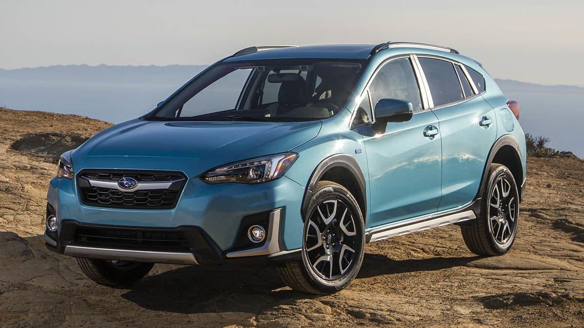 2019 Subaru Crosstrek Plug-In Hybrid Electrifies an Already Successful Small SUV