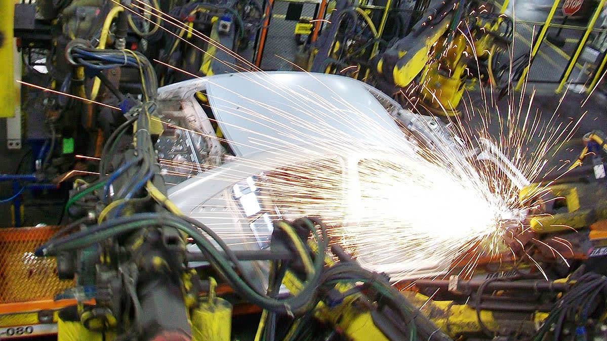 GM restructuring will close factories