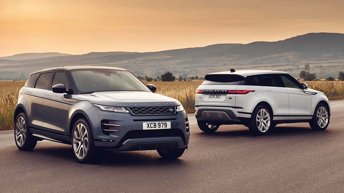 Best Over The Range Microwave 2020 2020 Range Rover Evoque Preview   Consumer Reports