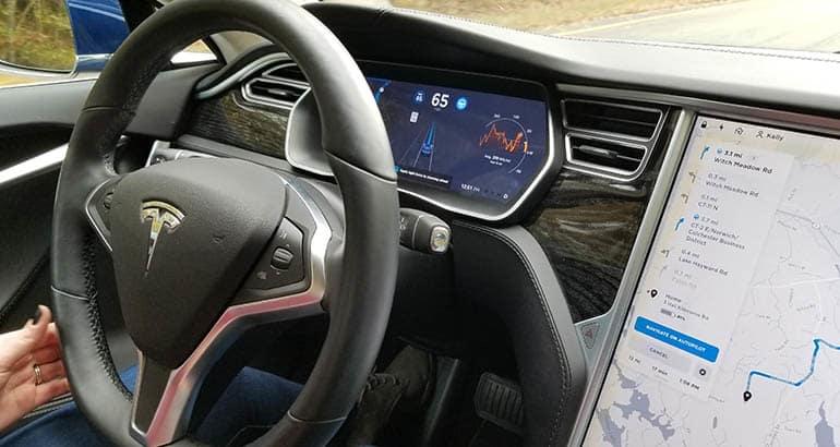Tesla Navigate on Autopilot   Promise & Problems - Consumer Reports