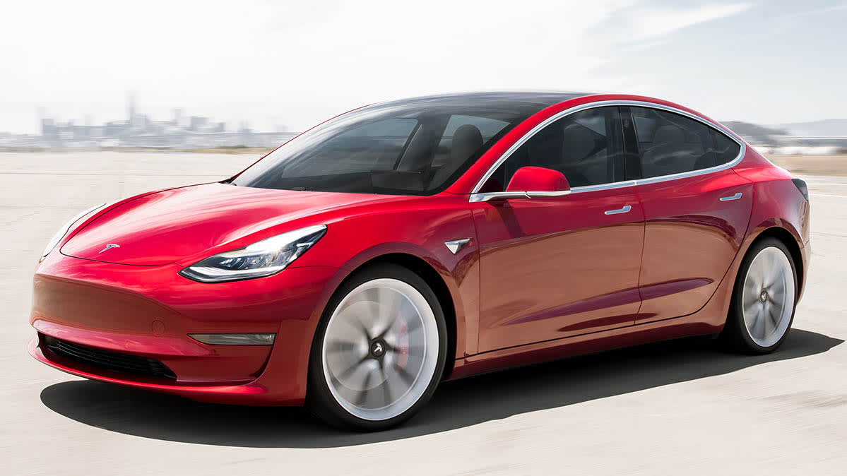 10 Most Satisfying Cars: Tesla Model 3