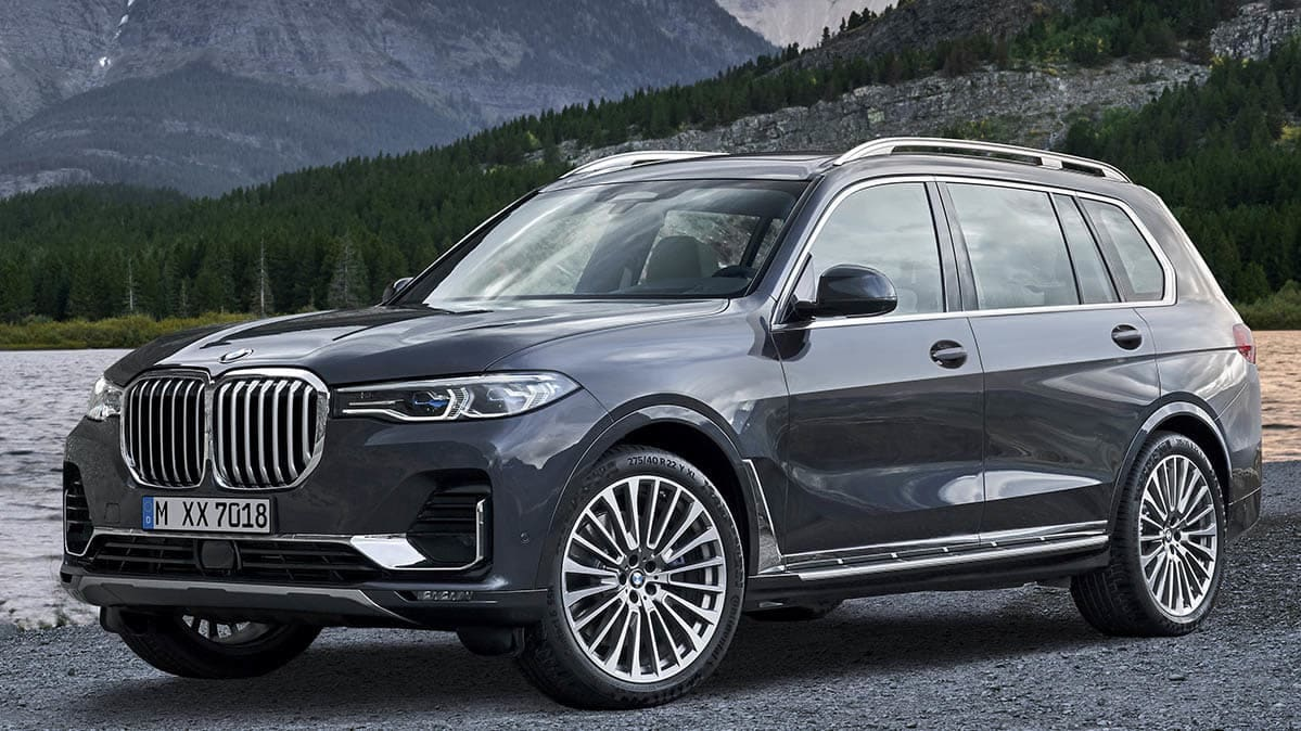 All New 2019 Bmw X7 Preview Consumer Reports