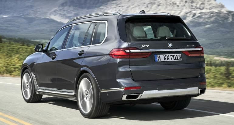 All-New 2019 BMW X7 Preview - Consumer Reports