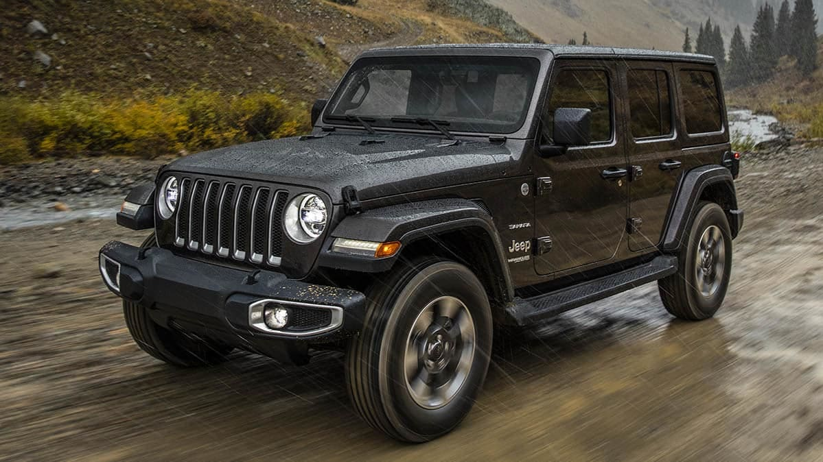 Jeep Wranglers Recalled for Suspension Problem - Consumer