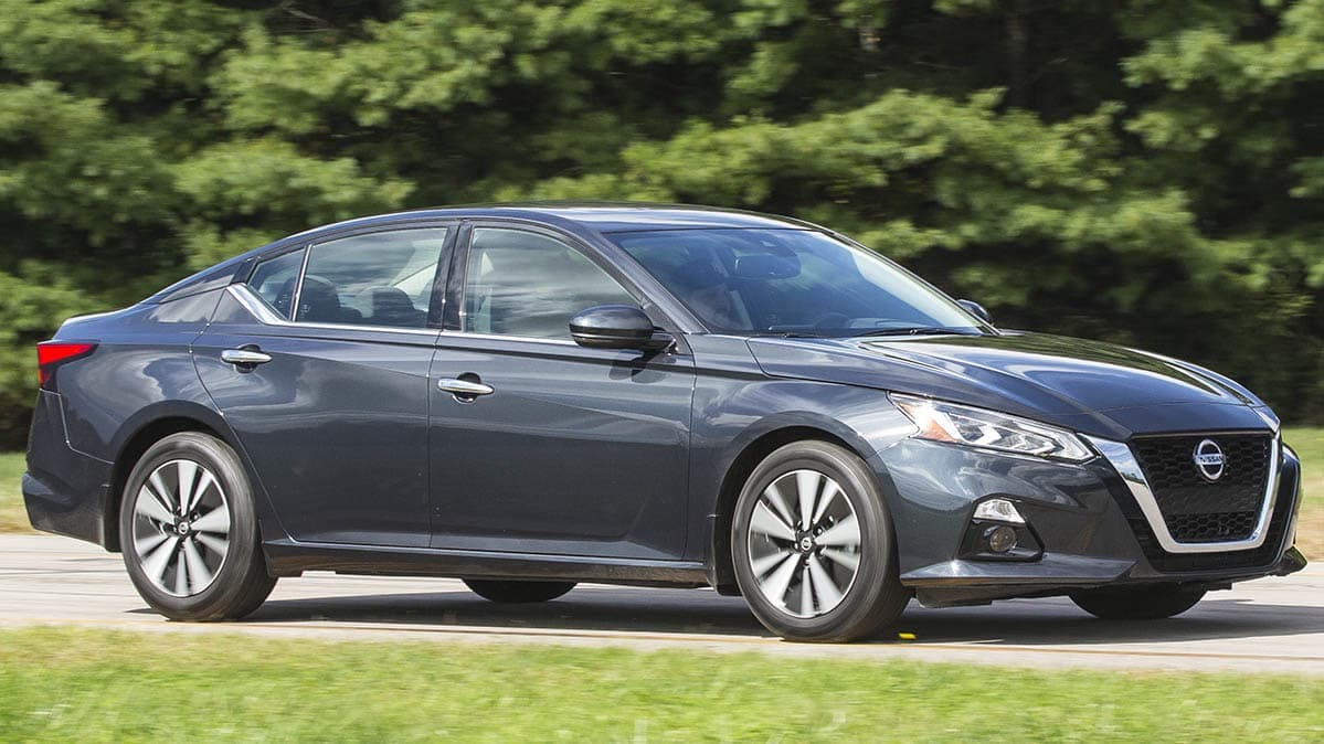 First Drive of the All-New 2019 Nissan Altima - Consumer Reports