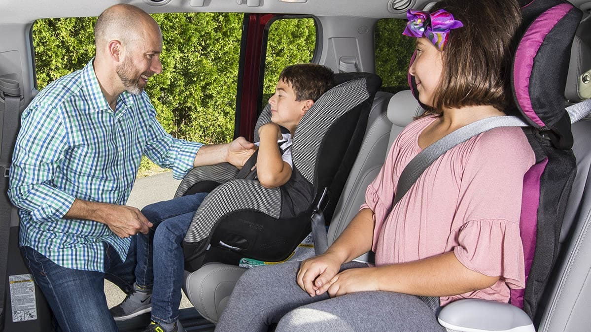 How Consumer Reports Tests Child Car Seats