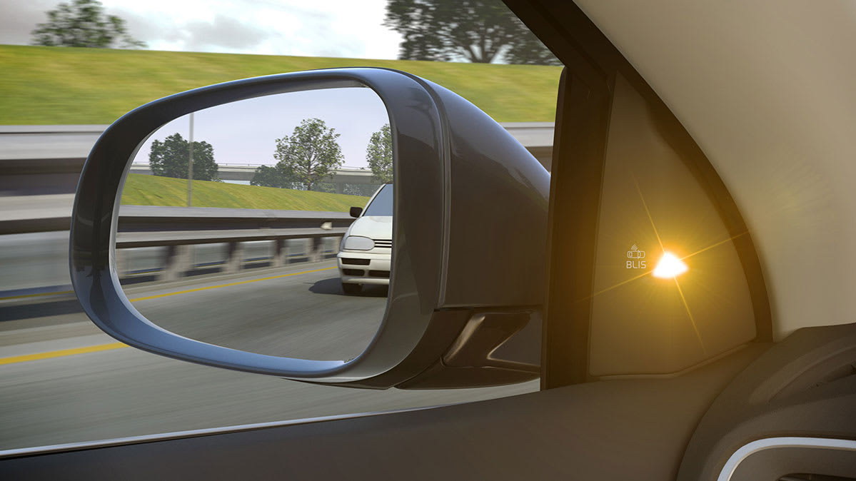 Blind Spot Warning Factored Into Consumer Reports Overall