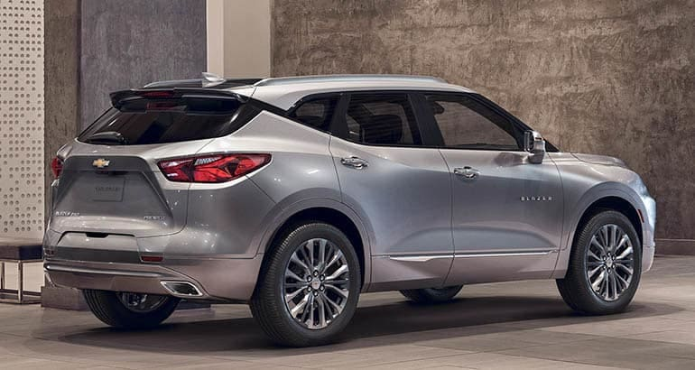 Stylish 2019 Chevrolet Blazer Preview - Consumer Reports