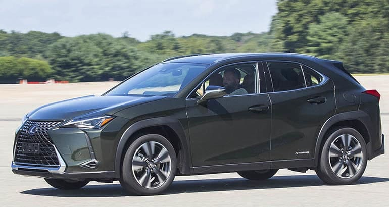 2019 Lexus UX Hybrid Targets Young, Urban Drivers - Consumer