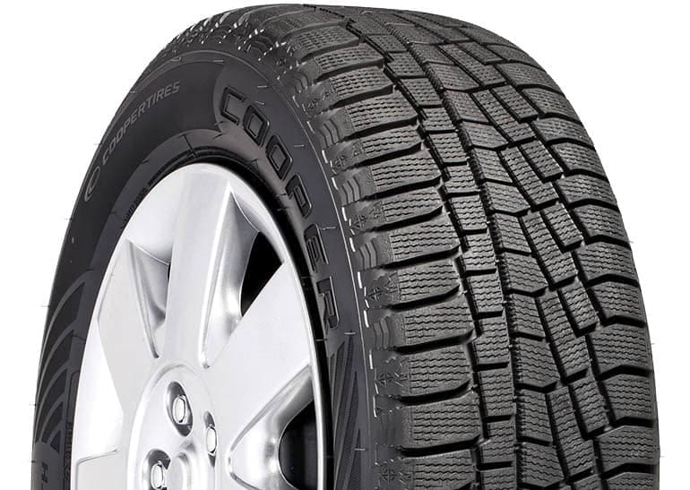 Winter/Snow Tire: Cooper Discoverer True North