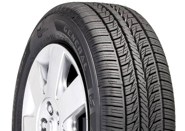 All-Season Tire: General Altimax RT43