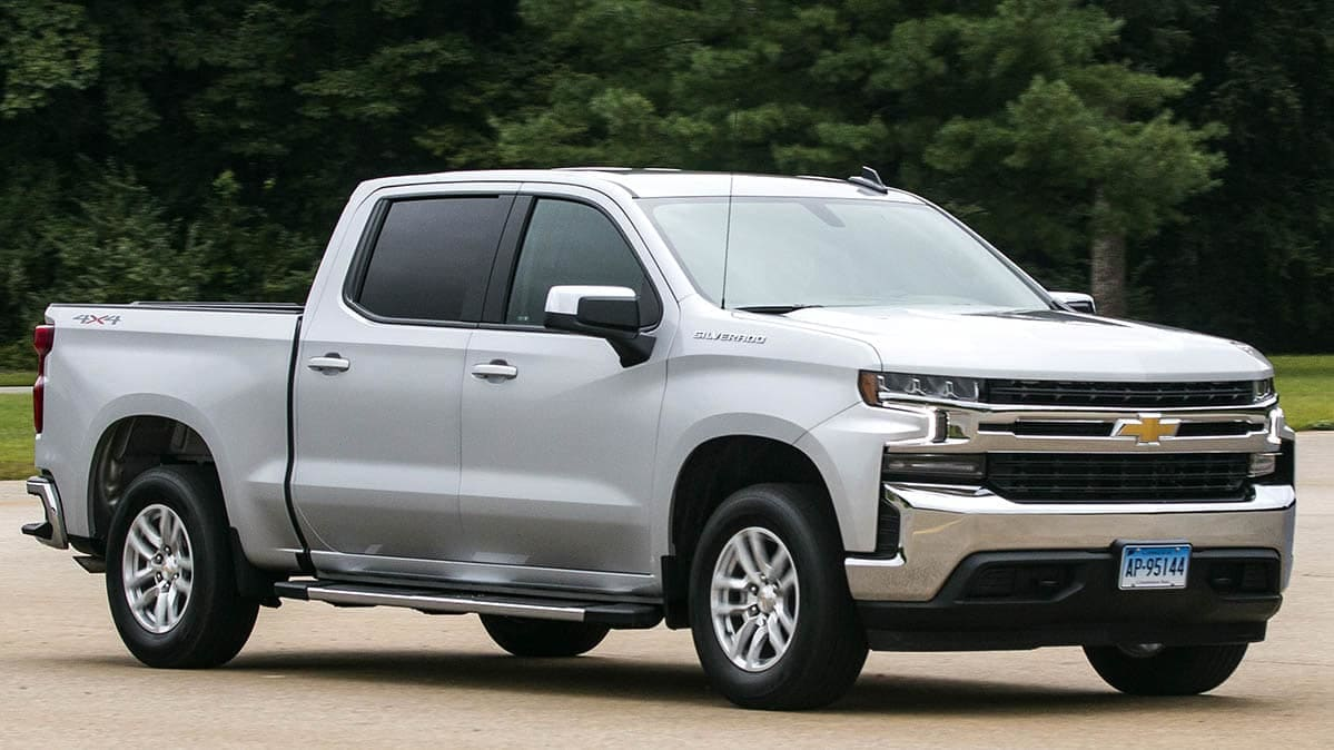 Does The 2019 Chevrolet Silverado Miss The Mark