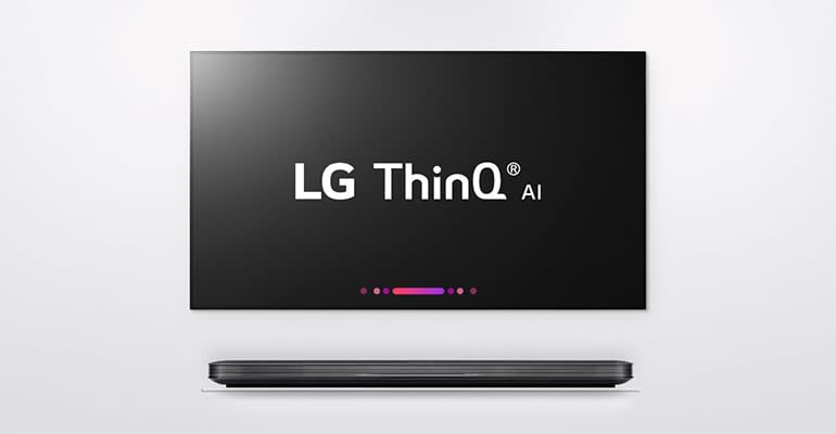 LG 4K TVs With 'ThinQ' and Google Assistant - Consumer Reports
