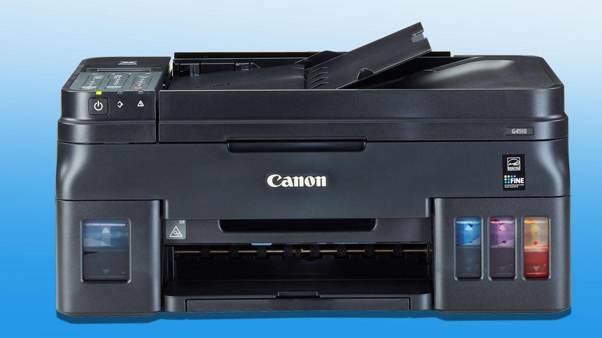 Canon Pixma G4210 Printer Review - Consumer Reports