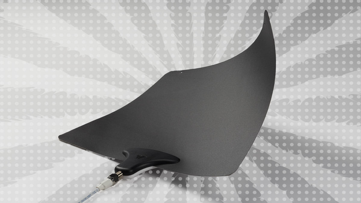 Getting Better Indoor TV Antenna Reception - Consumer Reports