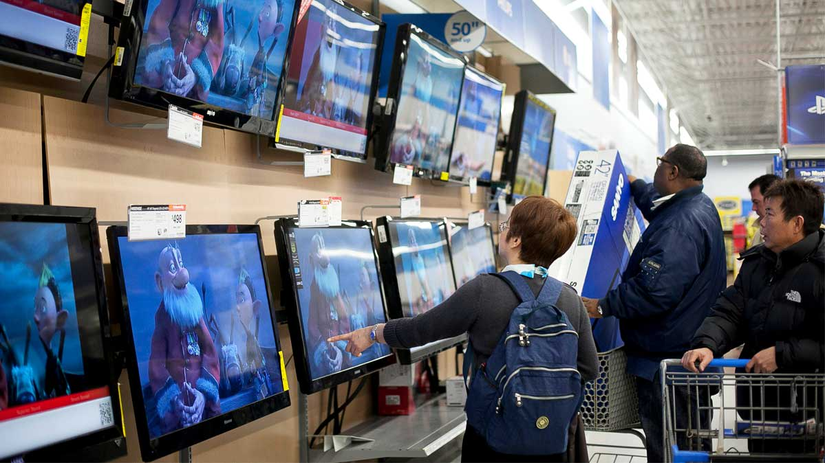 How Good Are the Walmart Black Friday TV Deals? - Consumer Reports