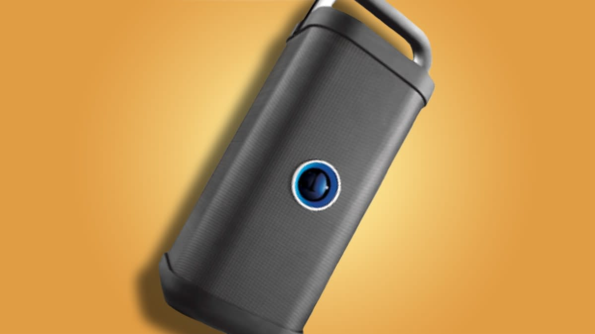 Brookstone Recalls Big Blue Party Wireless Speakers
