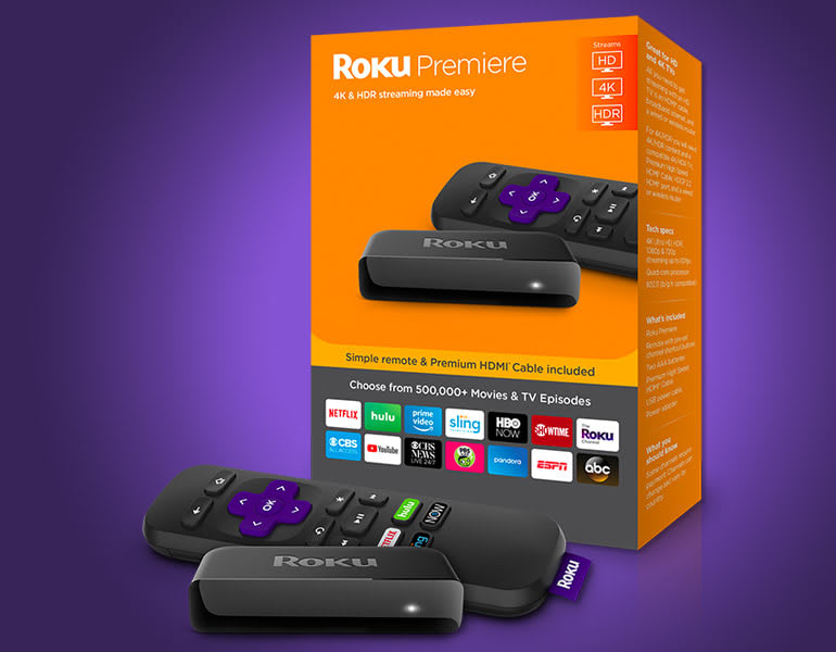 You Can Soon Buy a Roku 4K HDR Player for Just $40
