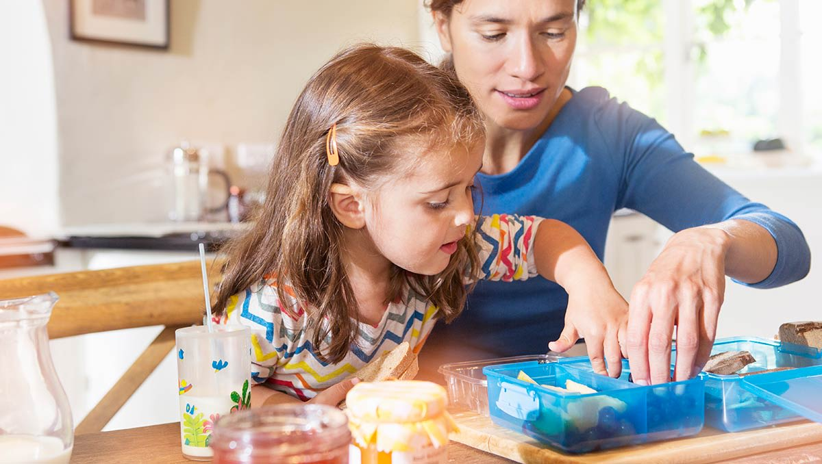 Brown-Bag Lunches for Kids With Food Allergies