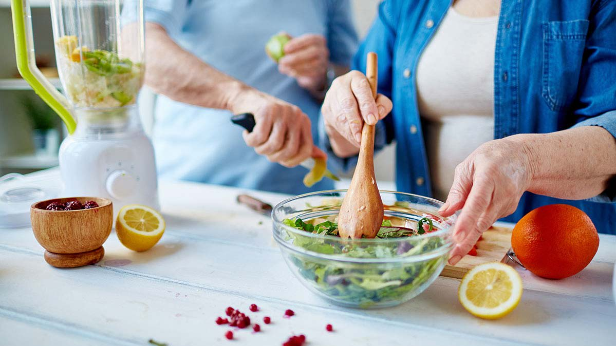 How to Lose Weight Safely as You Age
